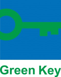 Green Key logo Front